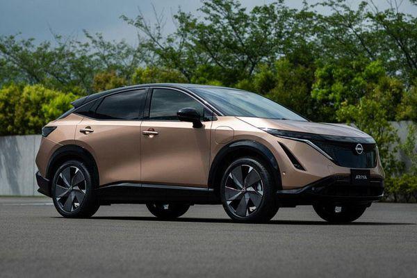 Nissan sắp ra mắt SUV chạy điện tại Việt Nam