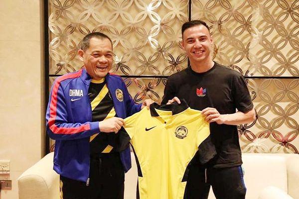 Malaysia trình làng đội hình cực khủng với nhiều cầu thủ nhập tịch