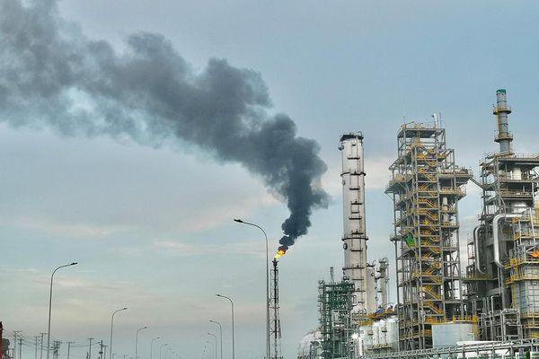Sự cố môi trường tại nhà máy Hyosung