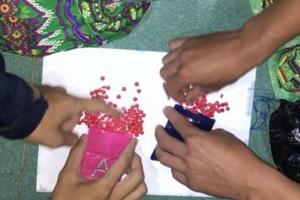 Đắk Lắk: Bắt cặp vợ chồng tàng trữ ma túy số lượng lớn