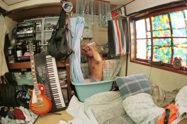 Cuộc sống trong nhà siêu nhỏ 7 m2 ở New York