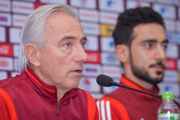 HLV tuyển UAE: 'Kết quả giao hữu không nói lên điều gì'