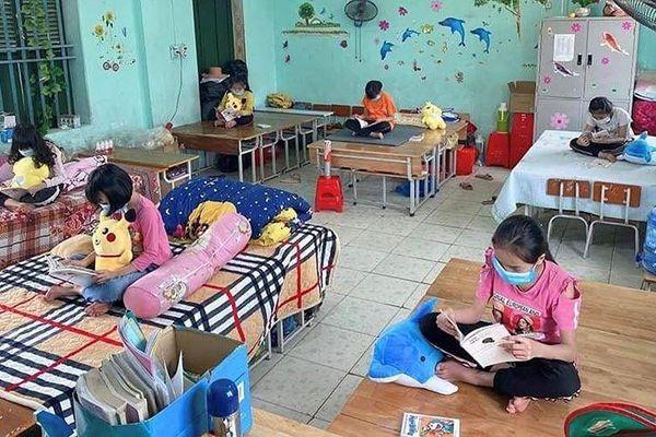Khẩn trương hỗ trợ trẻ em bị nhiễm Covid-19 và trẻ em phải cách ly tập trung