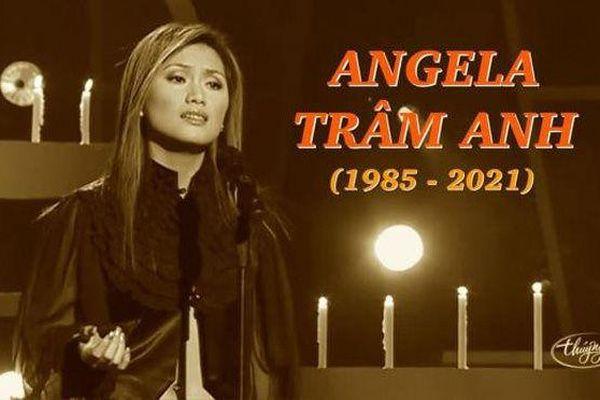 Ca sĩ Angela Trâm Anh qua đời ở tuổi 36 vì ung thư gan