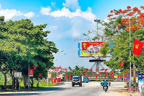 Tập trung cao, quyết tâm đưa Hương Sơn về đích huyện NTM trong quý II/2021