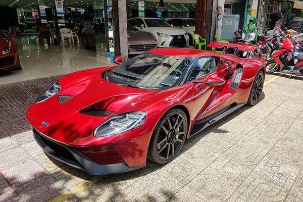 Những bí mật ít người biết về siêu xe Ford GT vừa cập bến thị trường Việt
