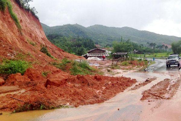 Chủ động ứng phó với bão Choi-wan, mưa lớn, lũ quét, sạt lở đất