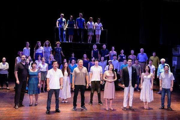 Nghệ sĩ sân khấu loay hoay trong nghịch cảnh Covid-19