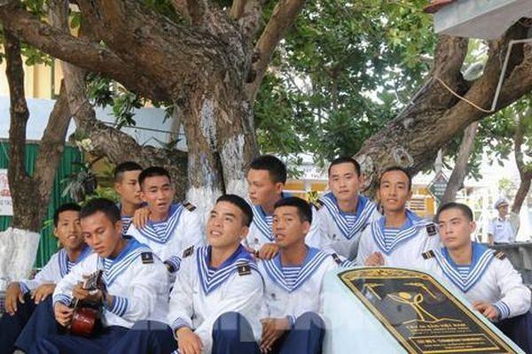 Cây di sản - biểu tượng, cột mốc chủ quyền trên quần đảo Trường Sa