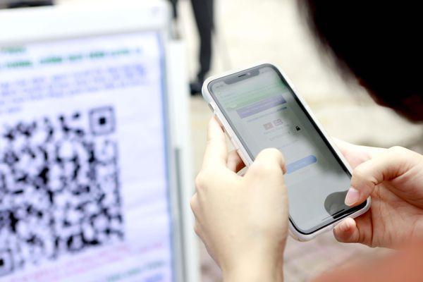 Vĩnh Phúc thực hiện khai báo điện tử bắt buộc tại các chốt kiểm dịch