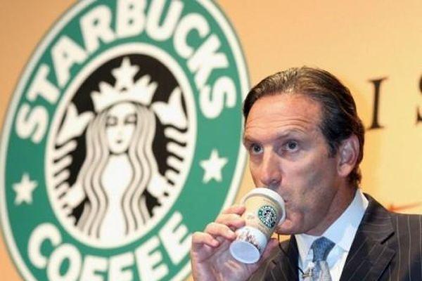 8 bài học tạo nên sự thành công của cựu Chủ tịch Starbuck