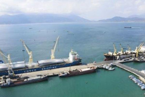 Khánh Hòa: Đề xuất nâng cấp cảng Cam Ranh đón tàu 70.000 DWT