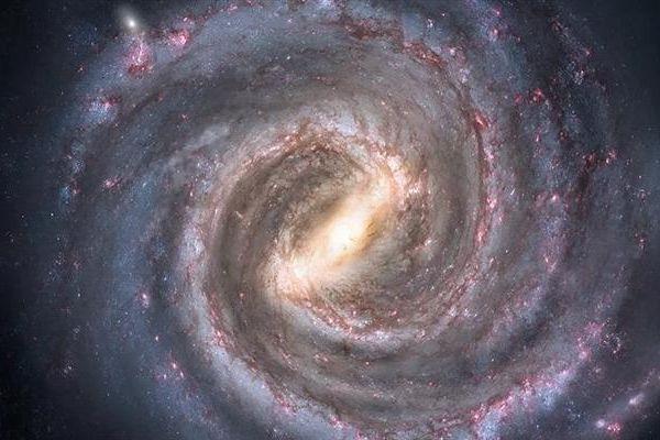 Thiên hà cách 11,7 triệu năm ánh sáng gửi tín hiệu bí ẩn tới Trái đất
