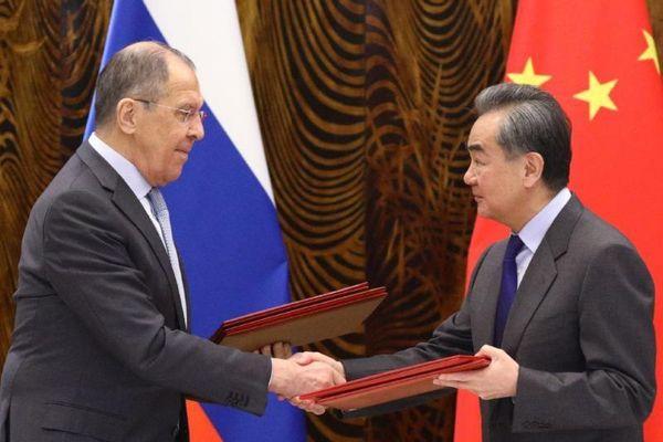 Nga, Trung Quốc cam kết ủng hộ nhau trong bảo vệ lợi ích cốt lõi