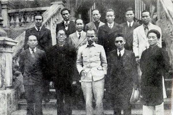 Cụ Nguyễn Văn Tố - Trưởng ban Thường trực Quốc hội đầu tiên