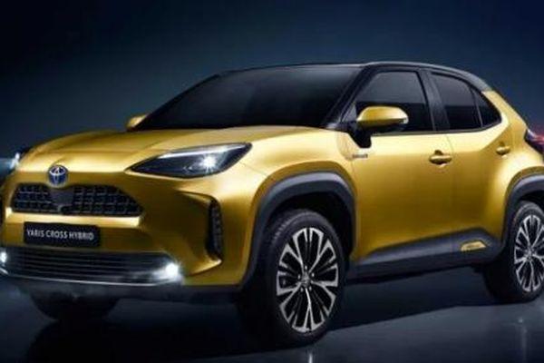 Toyota Việt Nam đăng kí bản quyền kiểu dáng cho hàng loạt mẫu xe mới