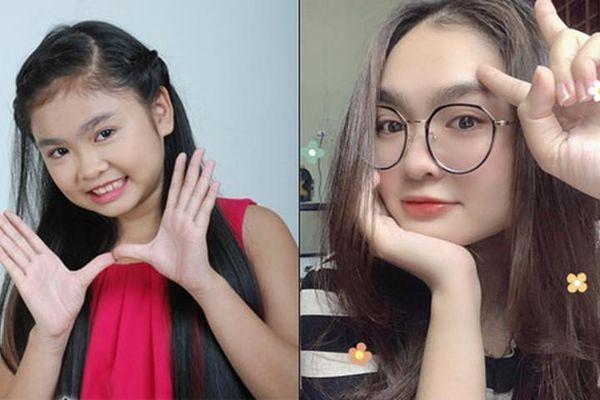 Thiện Nhân xinh đẹp ra dáng thiếu nữ ở tuổi 19