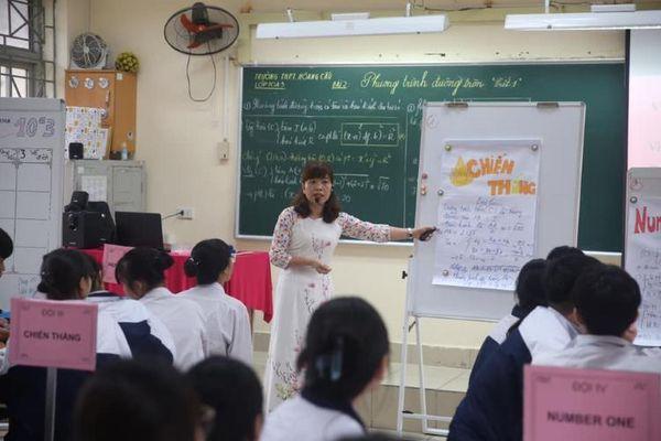Nâng cao chất lượng, chuẩn hóa đội ngũ nhà giáo
