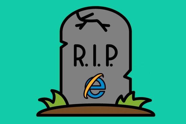 Internet Explorer hết thời!