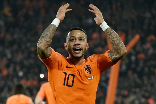 EURO 2020: Memphis Depay - Biểu tượng mới của 'Cơn lốc màu da cam'