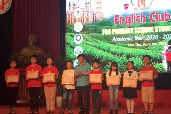 Phú Thọ: Trường tiểu học Thọ Sơn - Điểm sáng giáo dục thành phố Việt Trì