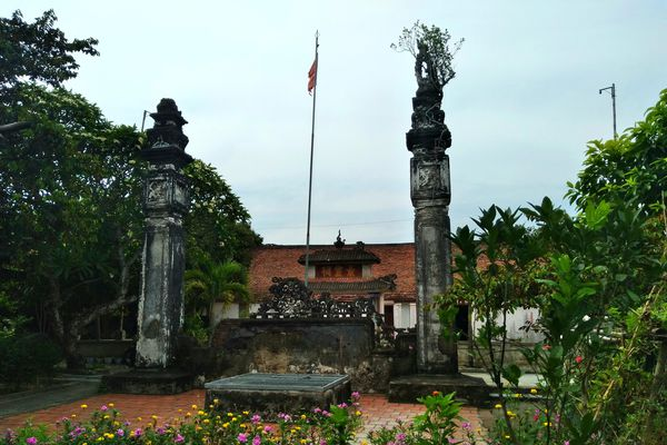 Đình Miễu Nhị - ngôi đình cổ độc đáo ở xứ Thanh