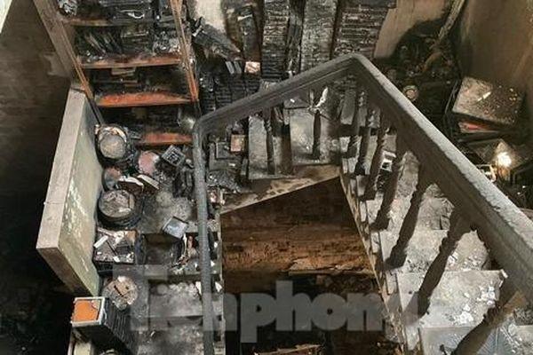 Chủ tịch Quảng Ngãi yêu cầu báo cáo diễn biến cứu hỏa vụ cháy nhà làm 4 người chết