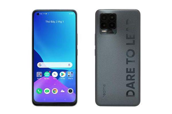 Bảng giá điện thoại Realme tháng 6/2021: Giảm giá hấp dẫn