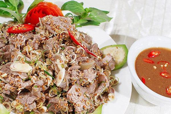 Những món ăn 'phải thử' khi đến Ninh Bình