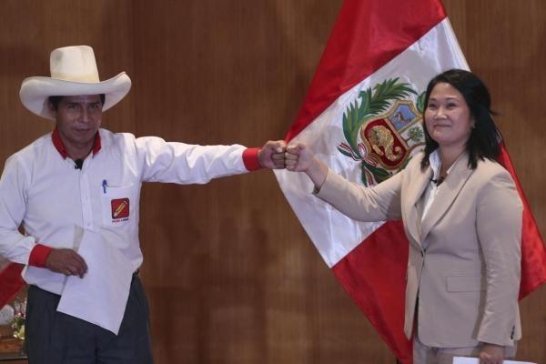 Bầu cử tổng thống Peru vòng hai