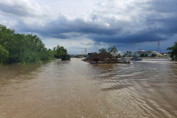 Hơn 1.300 tỷ đồng nâng cấp kênh Chợ Gạo qua tỉnh Tiền Giang
