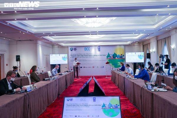Thanh niên Việt Nam hành động vì khí hậu