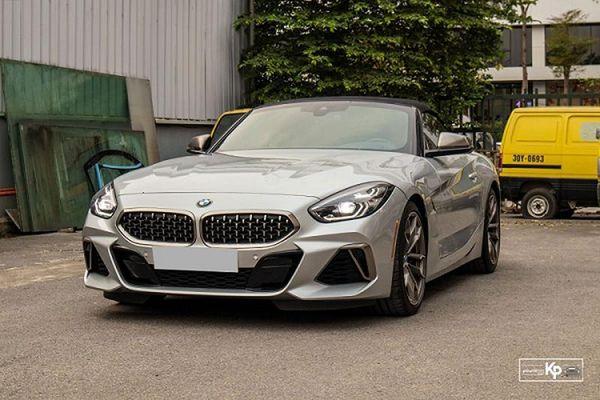 Cận cảnh BMW Z4 M40i 2021 khoảng 5 tỷ đồng, độc nhất Việt Nam
