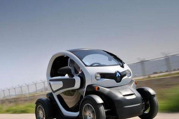 Top 10 xe điện nhỏ gọn 2021
