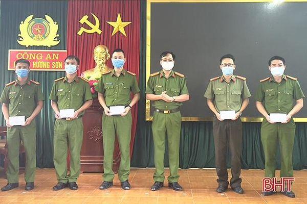 Hà Tĩnh: 3 ngày, Công an Hương Sơn phá 2 vụ trộm cắp tài sản