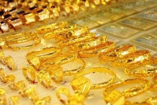 Giá vàng 8/6/2021: Vàng điều chỉnh tăng 300.000 đồng/lượng
