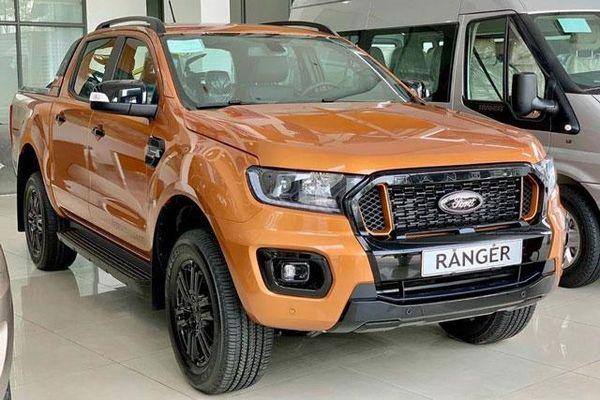 Bảng giá xe Ford tháng 6/2021: Đồng loạt giảm giá