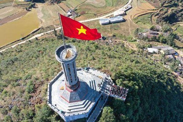 7 cột cờ nổi tiếng ở Việt Nam