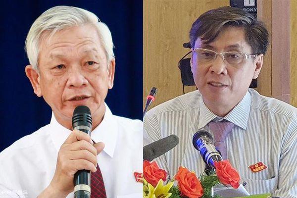 Khởi tố, bắt tạm giam 2 nguyên Chủ tịch tỉnh Khánh Hòa