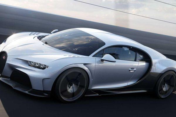 Bugatti Chiron Super Sport: Thể thao, mãnh mẽ và sang trọng