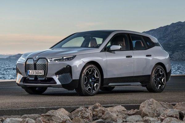 BMW ra mắt 3 mẫu ôtô điện mới vào đầu năm 2022 - hỗ trợ 5G, eSIM