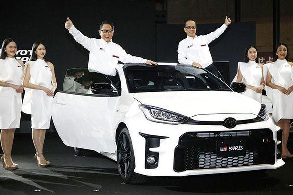 Toyota GR Yaris 2021 bổ sung phiên bản đặc biệt Morizo Selection