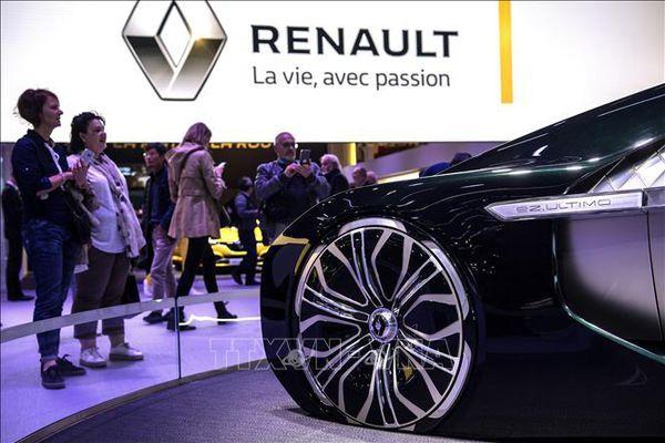 Renault thành lập trung tâm sản xuất ô tô điện lớn nhất châu Âu