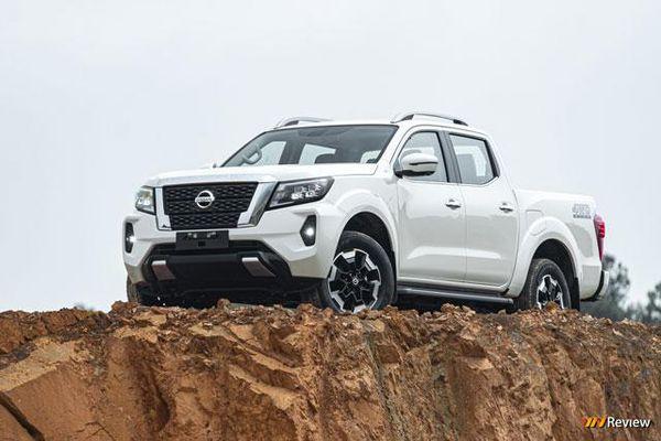 Khám phá Nissan Navara 2021: Xe bán tải có sự thoải mái của xe SUV