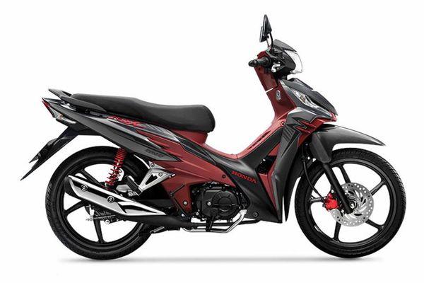 Bảng giá xe số Honda tháng 6/2021
