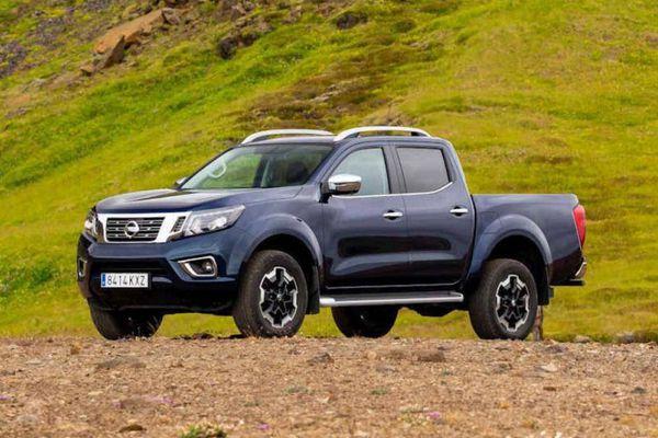 Nissan dừng bán Navara ở châu Âu do ế ẩm