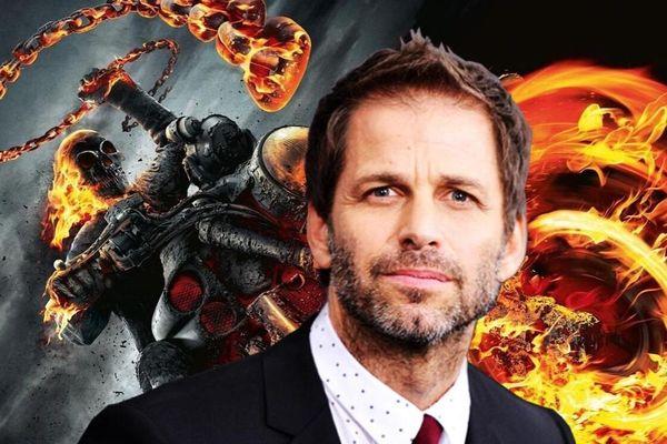 Zack Snyder bác bỏ tin đồn thực hiện dự án Ghost Rider cho Marvel