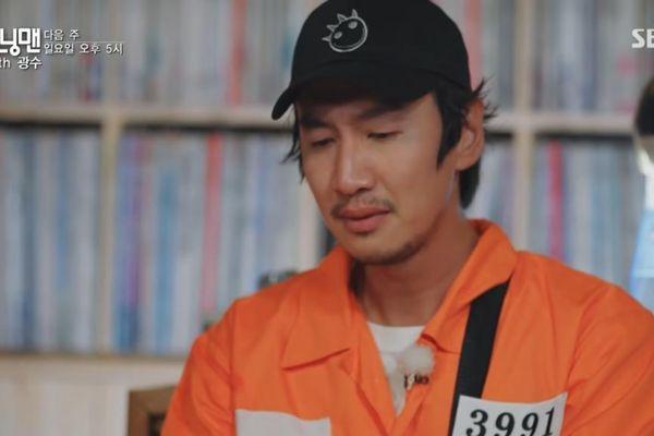 Các thành viên 'Running Man' nghẹn ngào chia tay Lee Kwang Soo