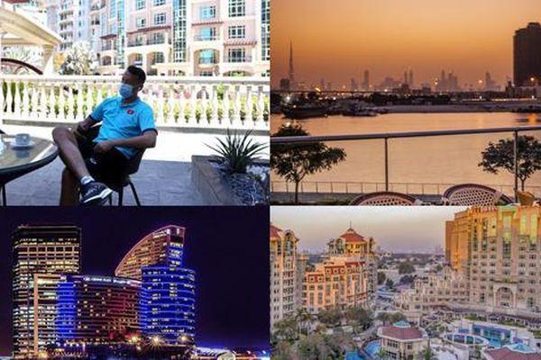 Ghé thăm nơi đội tuyển Việt Nam lưu trú tại Dubai: Toàn khách sạn 5 sao cực sang-xịn-mịn!