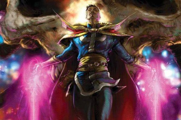 Doctor Strange sẽ 'ngã xuống' trong loạt truyện mới của Marvel